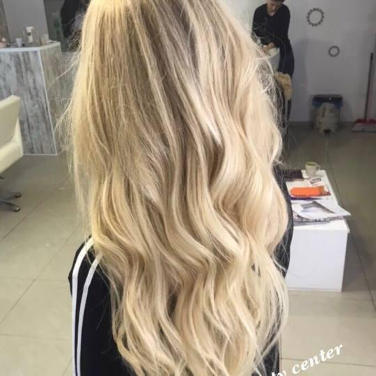 Mirror Beauty Centar #beograd Nadogradnja kose Nadogradnje kose keratinom / mikroring - po pramenu