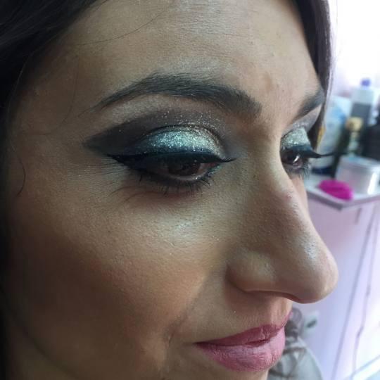 Wild style #nis Make-up / šminkanje Profesionalno šminkanje (bez veštačkih trepavica)