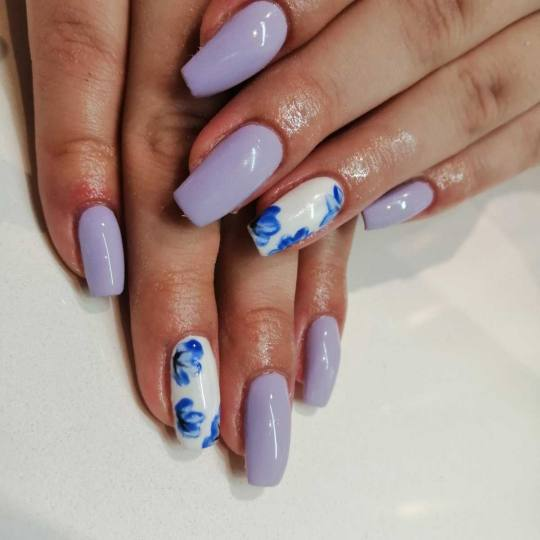 Ada Nails #beograd Izlivanje noktiju Izlivanje noktiju gelom + gel lak