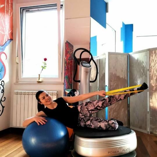 Happy Fitness Studio #beograd Fitness Lični trening na Power Plate-u +  Maderoterapija SUPER AKCIJA