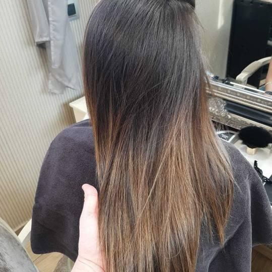Bibi beauty centar #beograd Nega i ojačavanje kose Silk Spa tretman - kosa srednje dužine BiBi tre