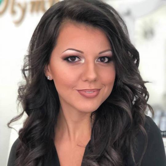 Olymp Beauty #nis Make-up / šminkanje Profesionalno šminkanje + individualne trepavice Šminka