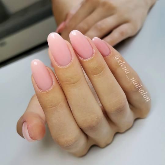 Elena Nails #beograd Izlivanje noktiju Izlivanje noktiju gelom - boja