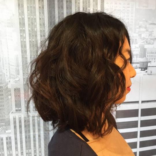 ID Hair Academy #beograd Minival Minival kose srednje dužine