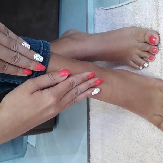 Mariposa #beograd Gel lak Gel lak - noge Gel lak ruke+noge