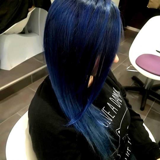 Alfaparf Studio #beograd Farbanje kose Farbanje cele dužine - duga kosa