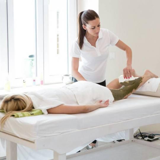 Calista #beograd Anticelulit masaža Anticelulit tretman mikroniziranim morskim algama Thalgo Tretma