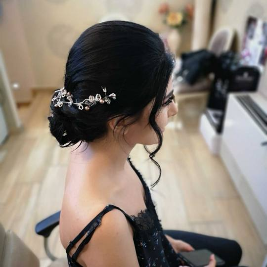 Bibi beauty centar #beograd Make-up / šminkanje Profesionalno šminkanje + proba - za venčanje sve