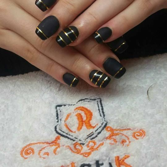 Rustik Nails #beograd Ukrašavanje noktiju Crtanje - svi nokti Ukrašavanje noktiju