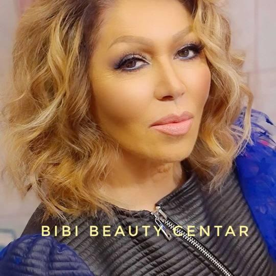 Bibi beauty centar #beograd Make-up / šminkanje Profesionalno šminkanje + veštačke trepavice +