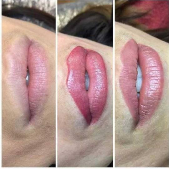 Millena Beauty #beograd Trajna šminka Trajna šminka - usne