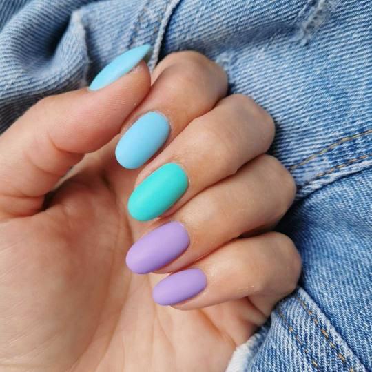 D&D Beauty Center #beograd Ojačavanje noktiju Ojačavanje prirodnih noktiju - french