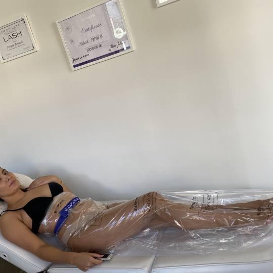 31 Beauty Salon #beograd Tretmani tela Vacuslim 48