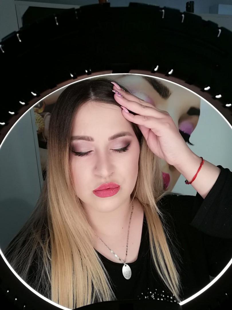 LookBook GM Beauty studio Profesionalno šminkanje + veštačke trepavice
