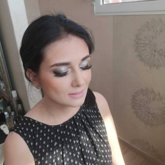 Bibi beauty centar #beograd Make-up / šminkanje Profesionalno šminkanje + veštačke trepavice pro