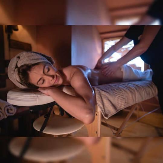 Top Form #nis Sauna Relax tretman Wellness