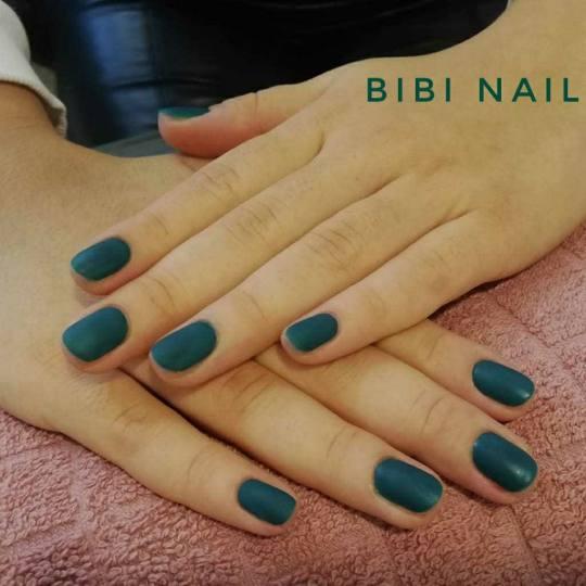 Bibi beauty centar #beograd Korekcija noktiju Korekcija gela manikir by BiBi