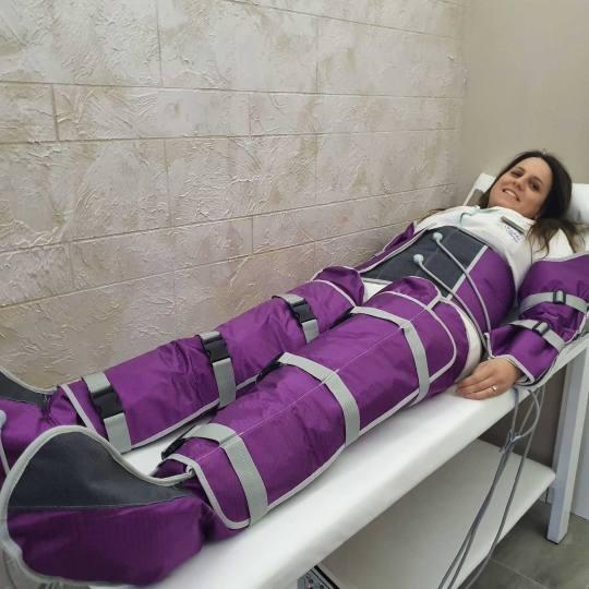 Gradska banja #krusevac Masaža za mršavljenje Limfna drenaža - celo telo Limfna drenaza preso ter