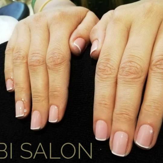 Bibi beauty centar #beograd Manikir Francuski manikir french by bibi