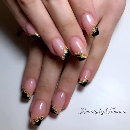 Beauty by Tamara #beograd Izlivanje noktiju Izlivanje noktiju gelom - M dužina #nokti #izlivanjenok