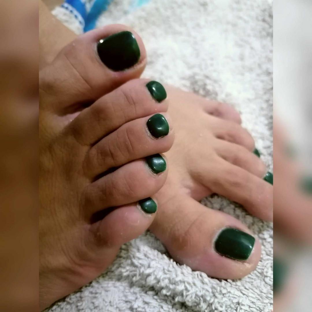 LookBook Millena Beauty Gel lak - noge