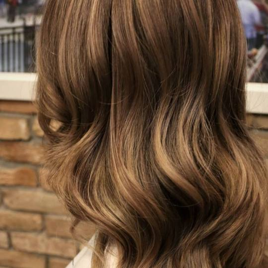 Aleksandar Team #beograd Feniranje i stilizovanje Feniranje na talase - ekstra duga kosa