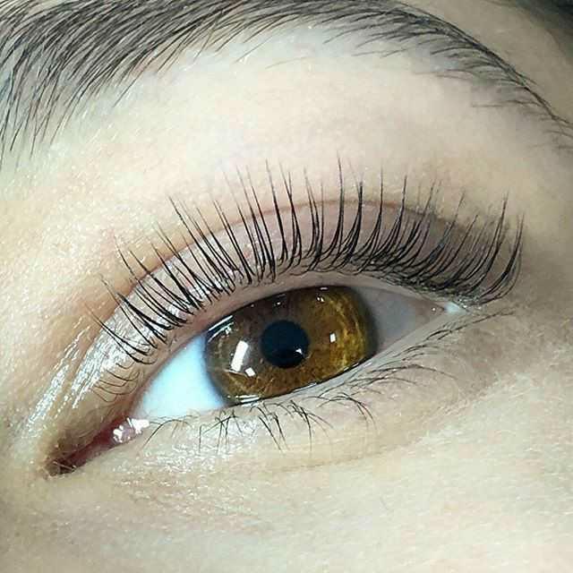 LookBook Right Beauty Eyelash lifting + botox trepavica