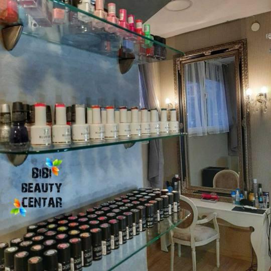 Bibi beauty centar #beograd Manikir Manikir + lakiranje noktiju BiBi nails