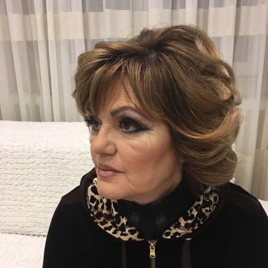 Studio Lady #beograd Make-up / šminkanje Profesionalna šminka + veštačke trepavice