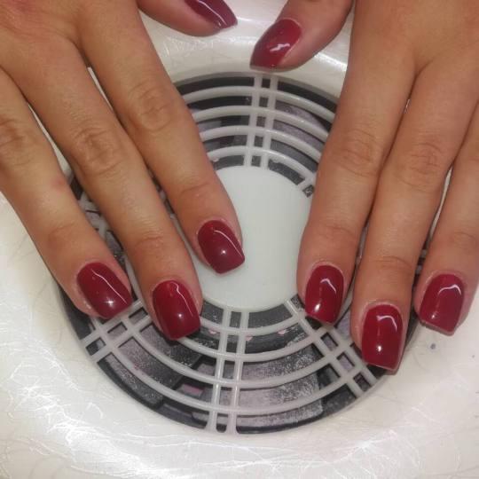 Estetic star by Maya #beograd Ojačavanje noktiju Ojačavanje noktiju gelom ojacavanje gelom
