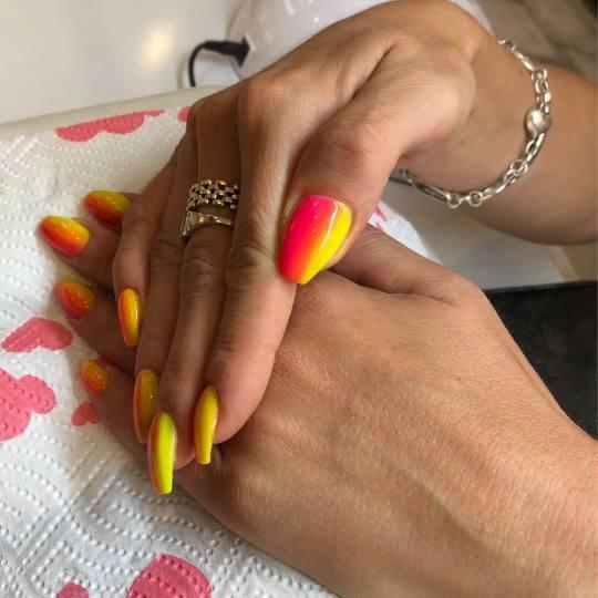 Alfaparf Nails #beograd Ojačavanje noktiju Ojačavanje noktiju gelom