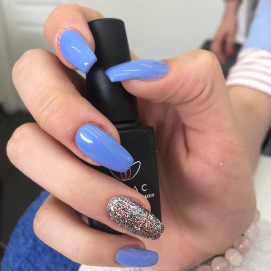 Baroque #beograd Nadogradnja noktiju Nadogradnja noktiju tipsama - dugi nokti Nadogradnja noktiju