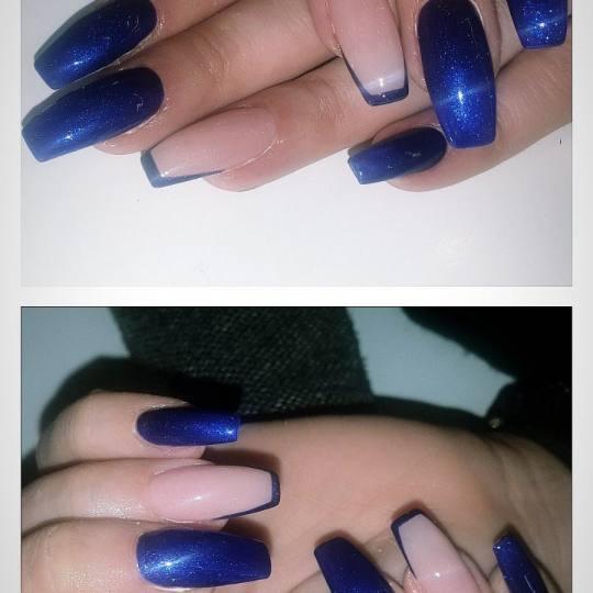 Alfaparf Nails #beograd Korekcija noktiju Korekcija duže forme