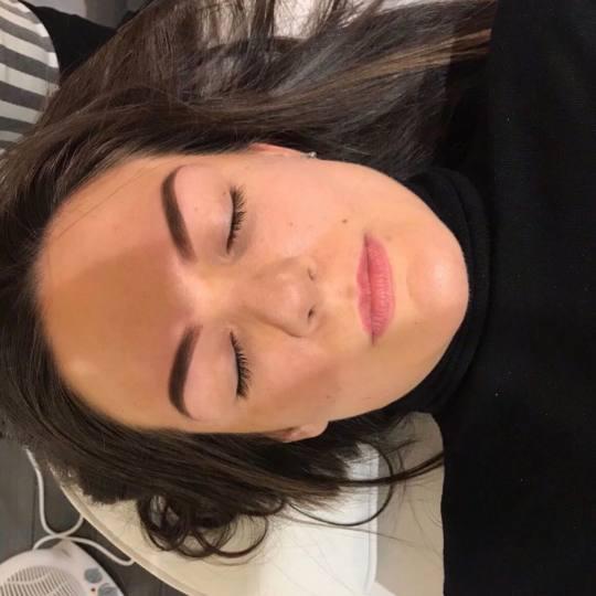 BB Studio #beograd Trajna šminka Puder obrve + prva korekcija nakon mesec dana