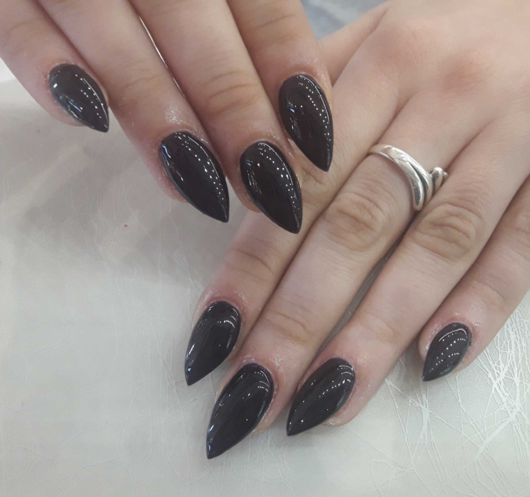 LookBook Alfaparf Nails Nadogradnja noktiju tipsama + gel u boji
