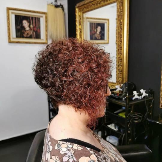Baroque #beograd Šišanje Žensko šišanje - kratka kosa