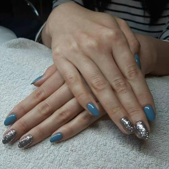 Bibi beauty centar #beograd Nadogradnja noktiju Nadogradnja noktiju tipsama nails by bibi