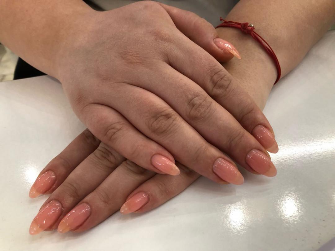 LookBook Alfaparf Nails Korekcija ojačavanja / nadogradnje / izlivanja noktiju