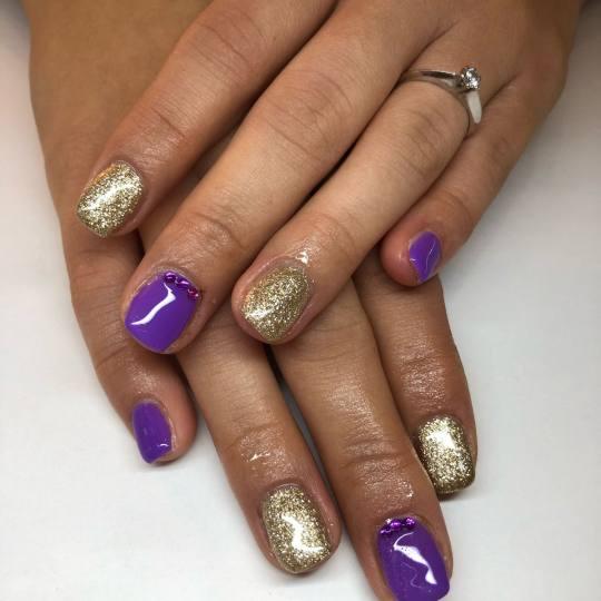 Mademoiselle Beauty #beograd Ojačavanje noktiju Ojačavanje noktiju gelom - ruke