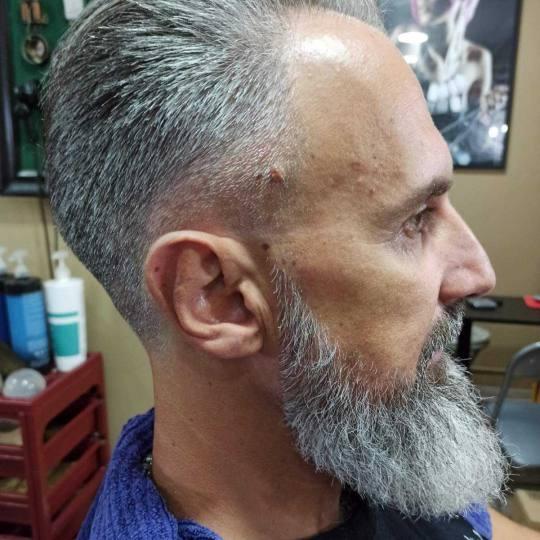 Bogdan Team #beograd Muško šišanje Muško šišanje komplet sa brijanjem