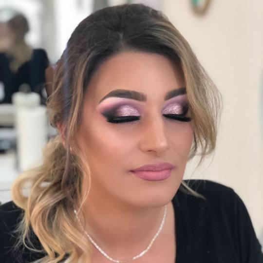 Olymp Beauty #nis Make-up / šminkanje Profesionalno šminkanje + veštačke trepavice Šminka