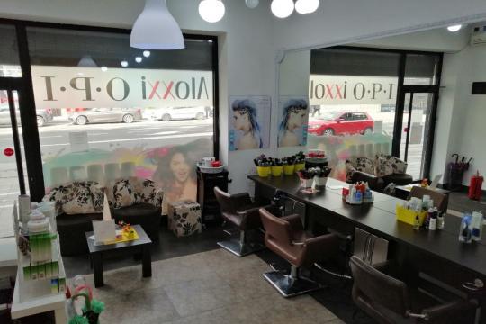 Kozmetički salon OPI - ALOXXI Zira Beograd