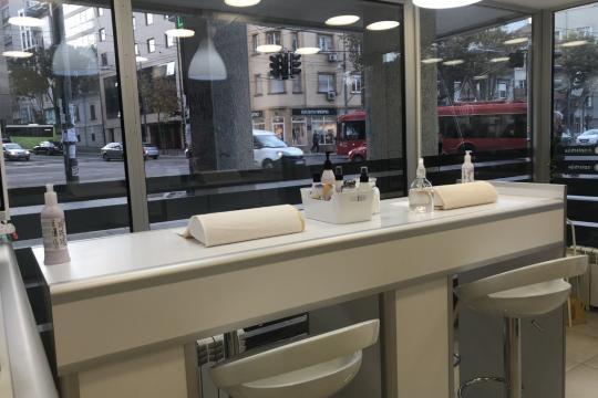 Kozmetički salon OPI Nail Bar Beograd