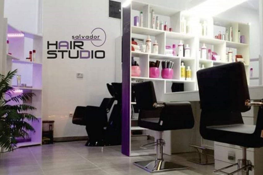 Frizersko-kozmetički salon Hair studio Salvador Novi Sad