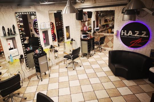 Frizerski salon HAZZ Hair by Zvonko Beograd