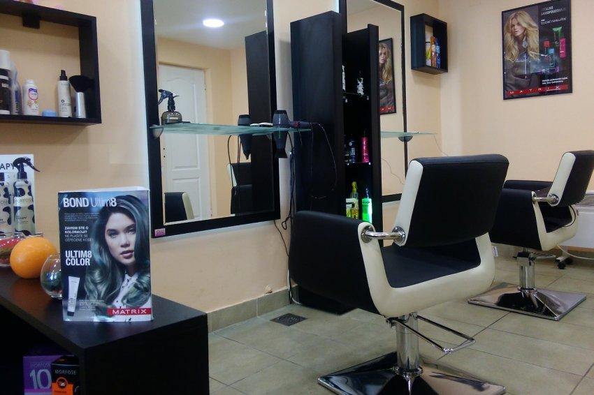 Frizerski salon Hair Studio K1 Beograd