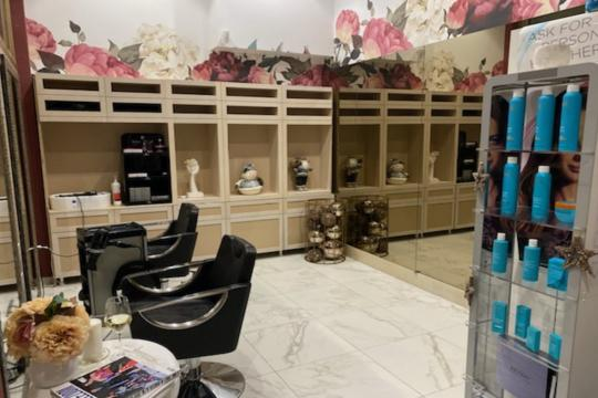 Frizerski salon Aluna Frizerski salon Novi Sad