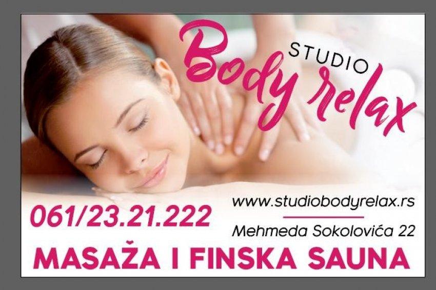 Salon za masažu Studio Body Relax Beograd