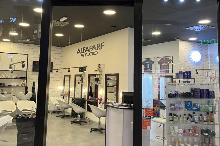 Frizerski salon Alfaparf Studio Beograd