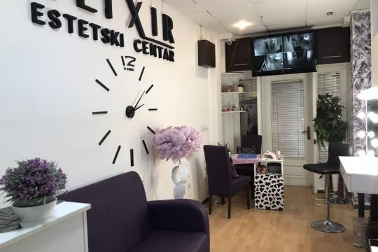 Kozmetički salon Elixir Estetski Centar Kragujevac